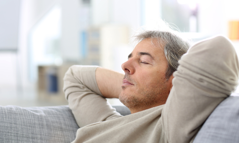 Help for men going through the male menopause