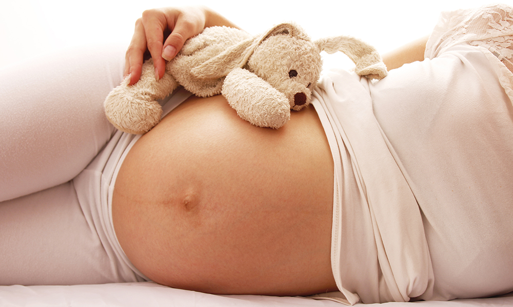 Well-being during pregnancy