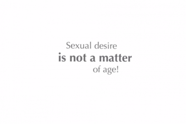 Sexual Desire is not a matter of age